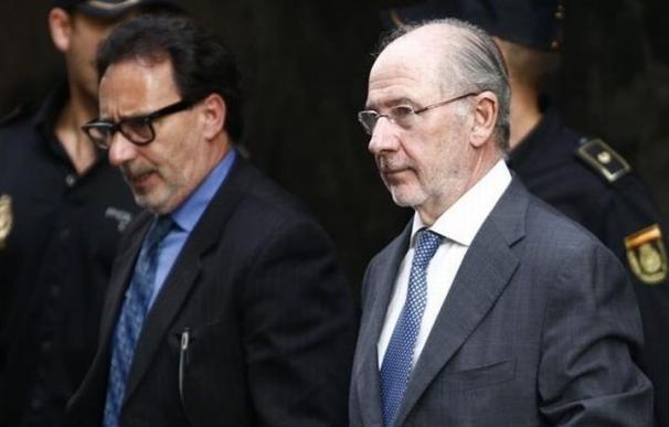 PSOE elude opinar sobre la exclusión de información requisada a Rato de la investigación por respeto al poder judicial