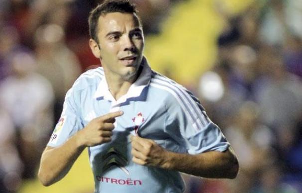 El Celta, líder tras vencer al Levante (1-2), y Betis y Villarreal firman las tablas (1-1)