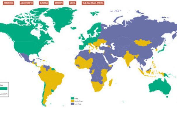 Lituania, Chipre o Eslovenia superan a España en libertad de prensa