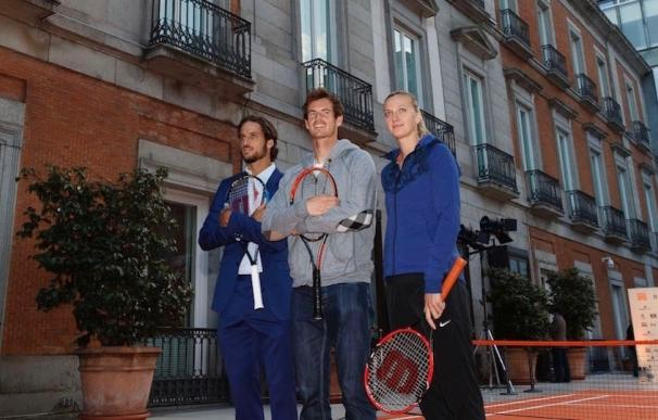 El Mutua Madrid Open echa andar entre obras de arte
