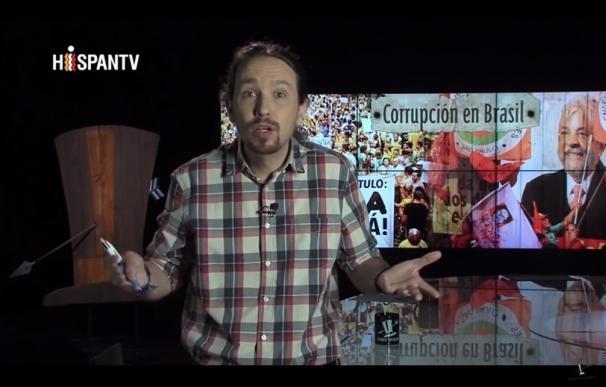 El Congreso autoriza a Pablo Iglesias a seguir dirigiendo un programa de TV emitido por un canal iraní