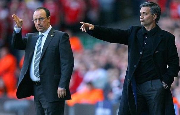 'Globall Coach' vs 'Tactical Board': el duelo tecnológico de Benítez y Mourinho
