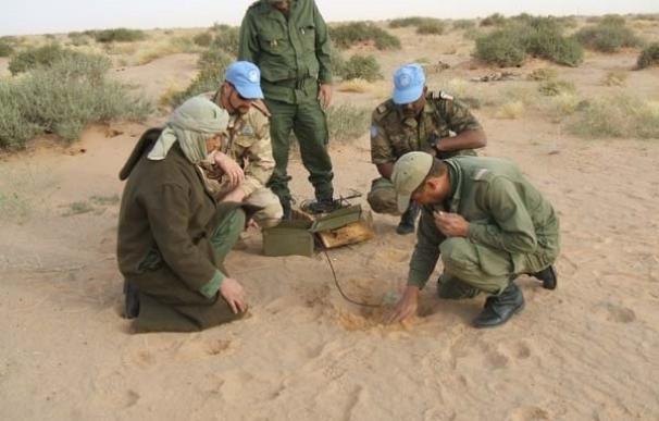 EEUU propone la restauración plena de la misión de la ONU en el Sáhara