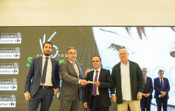 Carrefour dona 30.000 euros a Autismo Córdoba para la adquisición de materiales y mejora de servicios