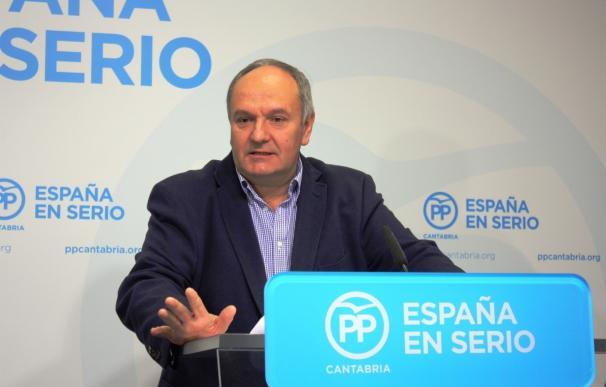 El exconsejero del PP Javier Fernández pide comparecer en el Parlamento para hablar de la auditoría de MARE