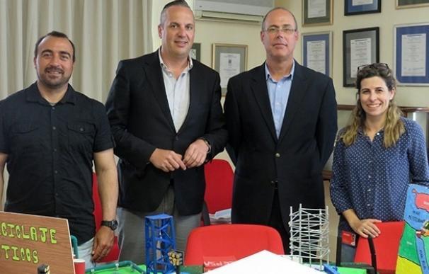 Cepsa premia a 17 escolares del Campo de Gibraltar