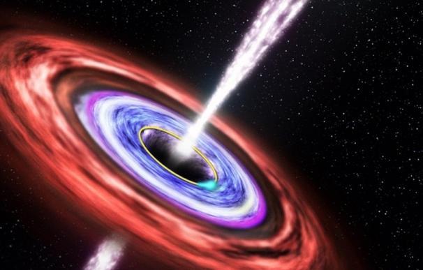 Lanzado con éxito el telescopio espacial UFFO que estudiará los extremos estallidos de rayos gamma en el Universo