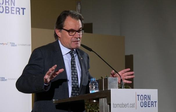 Artur Mas aceptaría ser candidato a las elecciones generales si hay una lista única de CDC y ERC