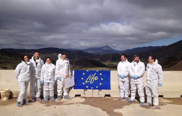 Aragón reúne a los cuatro grupos de trabajo de proyectos LIFE de España para la descontaminación de suelos
