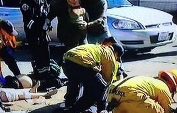 Detienen al hermano y a un socio del autor de la masacre de San Bernardino