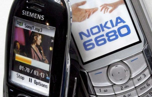 Nokia es la compañía líder del sector de la telefonía móvil