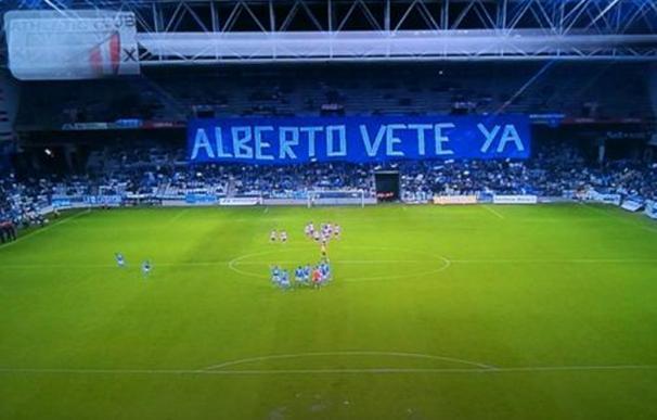 Copa del Rey: El 'Alberto vete ya' protagoniza el Oviedo – Athletic