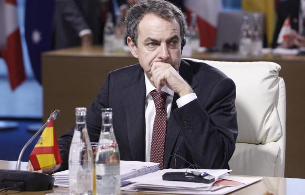 Última cumbre de Zapatero para sumar a España a las nuevas reglas del euro
