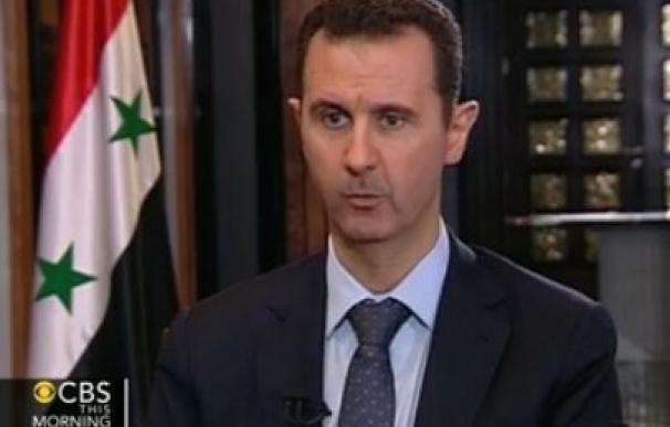 Al Assad achaca la pérdida de Idlib al apoyo militar de Turquía a los grupos rebeldes