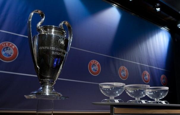 Calendario de la fase de grupos de la Champions League