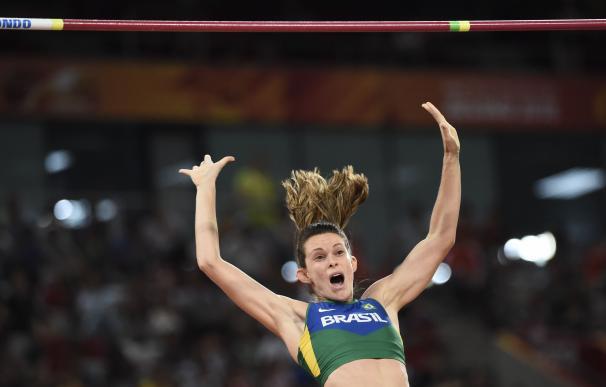 Fabina Murer, la campeona mundial de pértiga que soñaba con ser Nadia Comaneci