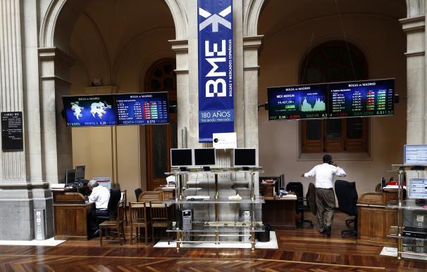 El Ibex 35 cayó hoy el 0,79%