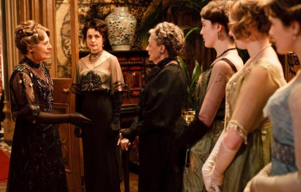 'Downton Abbey' logra la cuarta temporada