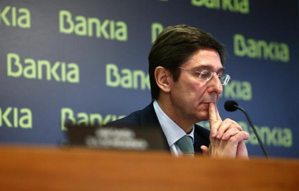 Bankia prevé volver a beneficios en 2013 y ganar 1.200 millones en 2015