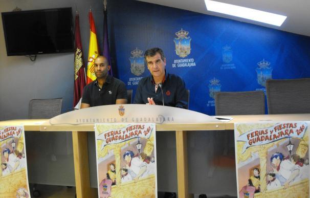 Buero, Cervantes, Cela, el Oeste y Peter Pan, protagonistas de las ferias temáticas de las Fiestas de Guadalajara 2016
