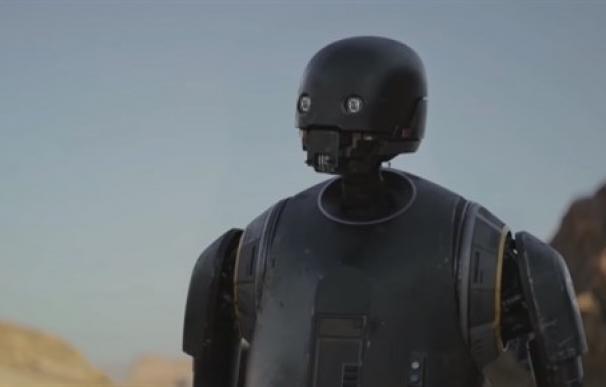 K-2SO, el droide de 'Rogue One: Una historia de Star Wars'