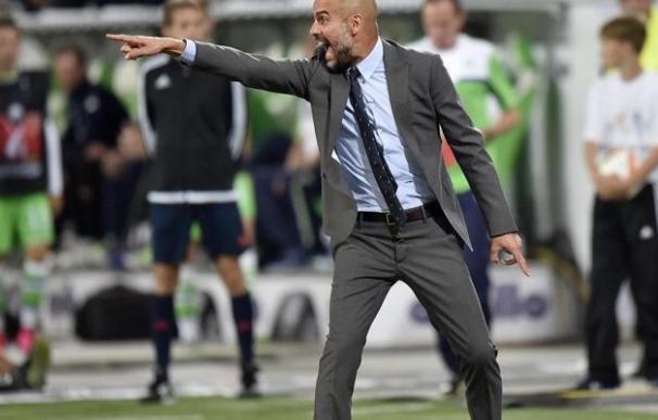 La maldición de Guardiola con la Supercopa alemana