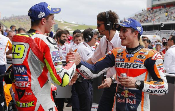 "Iannone: ""He devuelto a Ducati al triunfo, lástima que nos separemos"""