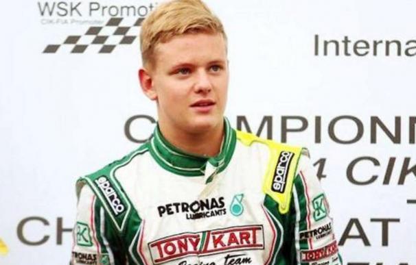 El hijo de Schumacher salta a la Fórmula 4