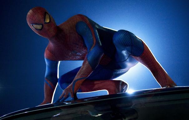 Diez curiosidades del 'Amazing Spiderman' de Marc Webb