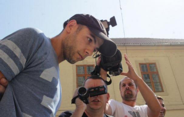 Sergio Morate en Rumania