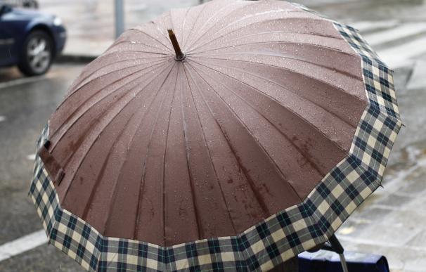 Las lluvias volverán este sábado a la Comunitat acompañadas de una bajada de temperaturas