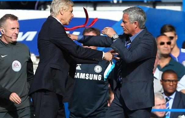 Mourinho-Wenger y otras historias conflictivas de entrenadores