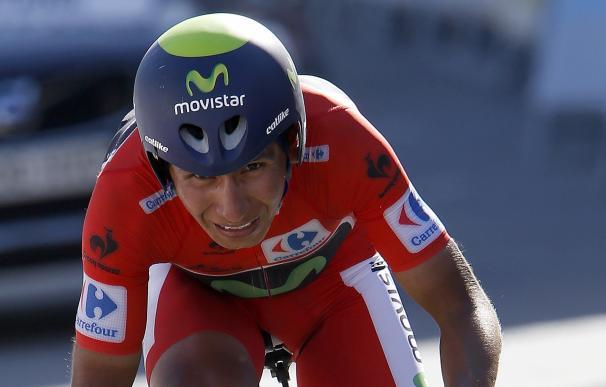 Nairo Quintana confirma su participación en la Vuelta a España
