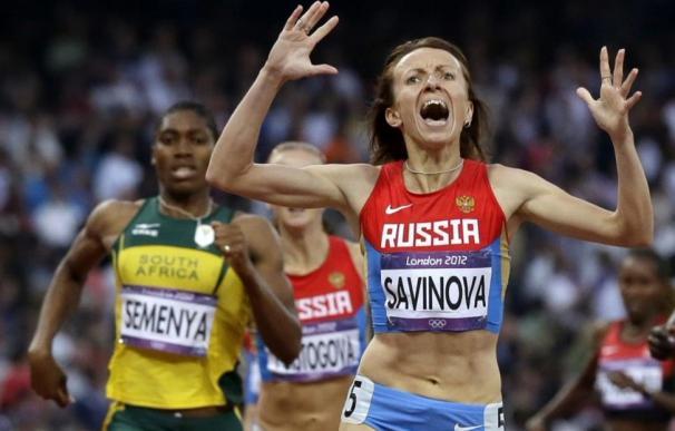 El canal ARD destapó el dopaje sistemático en el atletismo ruso.