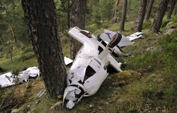 Fallecen dos alemanes al caer un ultraligero en Mallorca