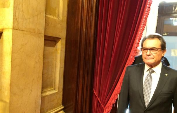 Artur Mas firmará a las 21.00 horas el decreto de convocatoria del 27S en la Generalitat