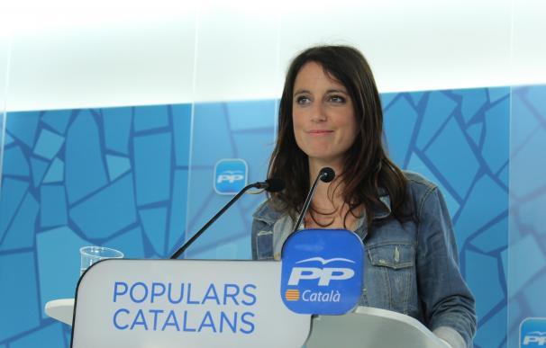 """Levy (PP) critica que Sánchez no hable de Cataluña pero sí alargue la """"polémica oportunista"""" en torno a Fernández Díaz"""