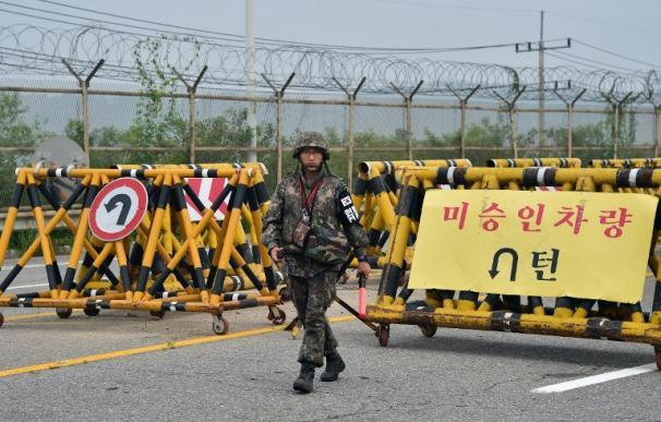 Corea del Norte exige el cese de propaganda anti-norcoreana en la frontera