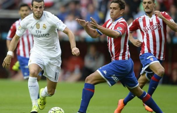 Sporting-Real Madrid, en directo