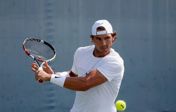 CINCINNATI, OH - AUGUST 17: Rafael Nadal of Spain