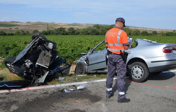 La operación retorno deja doce fallecidos en las carreteras españolas