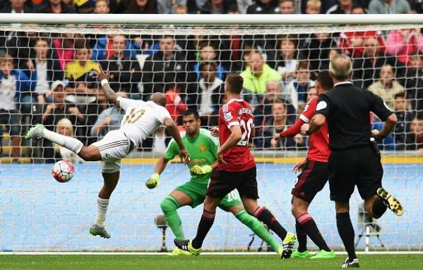 El Manchester perdió su primer partido de la temporada.