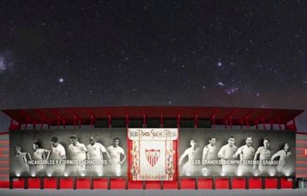 El Sevilla estudia incluir una cubierta general en el Sánchez Pizjuán