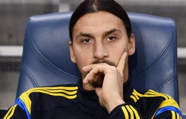 Ibrahimovic se muda por tercera vez.