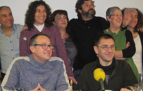 """Monedero (Podemos): """"Venimos del 15-M pero no somos el 15-M, somos la politización de sus argumentos"""""""
