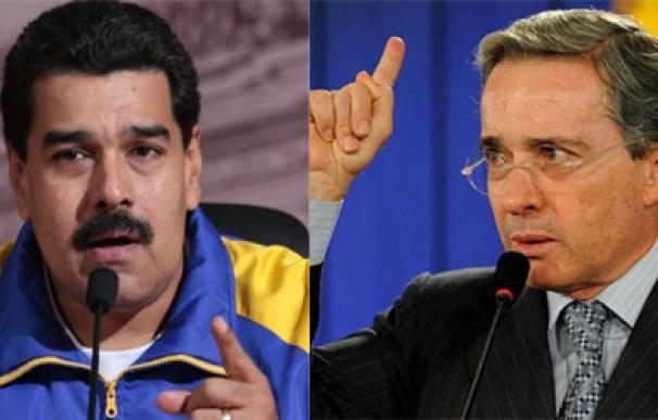 El expresidente Uribe acusa a Maduro de infundir odio como hacía Hitler