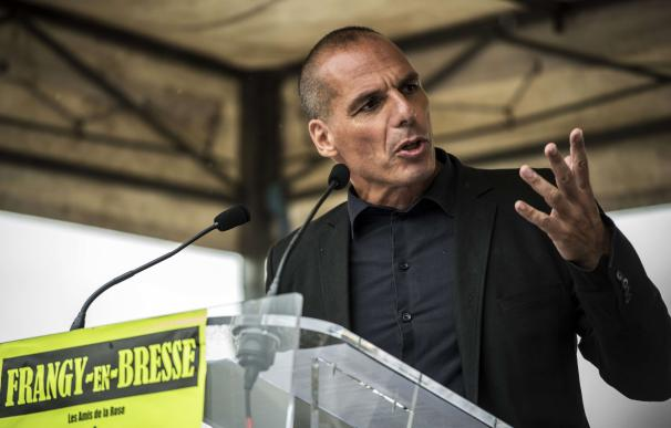 El exministro de Finanzas griego Yanis Varoufakis
