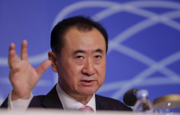 Wang Jianlin, el número 101 en la lista Forbes