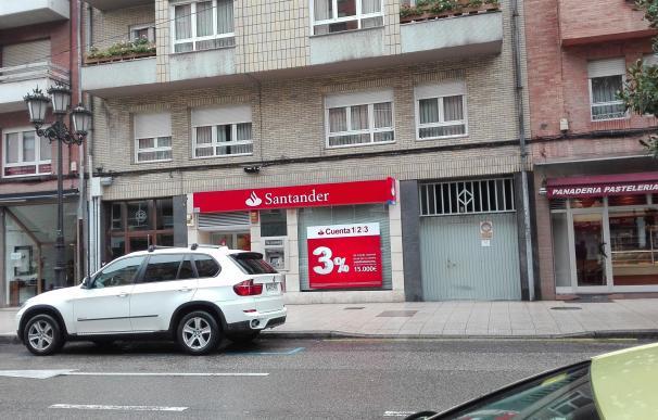 El Santander anuncia el cierre de hasta 450 oficinas a lo largo del año y prevé reducción de personal