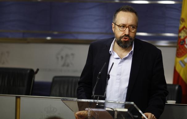 """Girauta (C's) considera un """"chiste"""" que Iglesias diga que renuncia a ser vicepresidente"""
